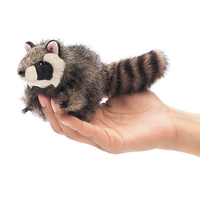 Folkmanis Folkmanis Puppet Mini Raccoon