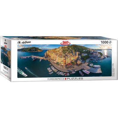 Eurographics Eurographic Puzzle 1000pc Panoramic Porto Verne Italy