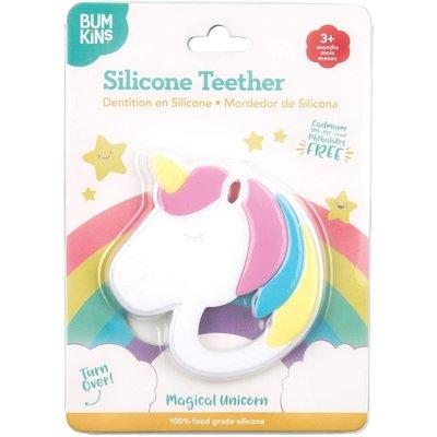 Bumkins Bumkins Silicone Teether Unicorn
