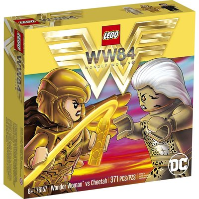 Lego Lego Super Heros Wonder Woman vs Cheetah