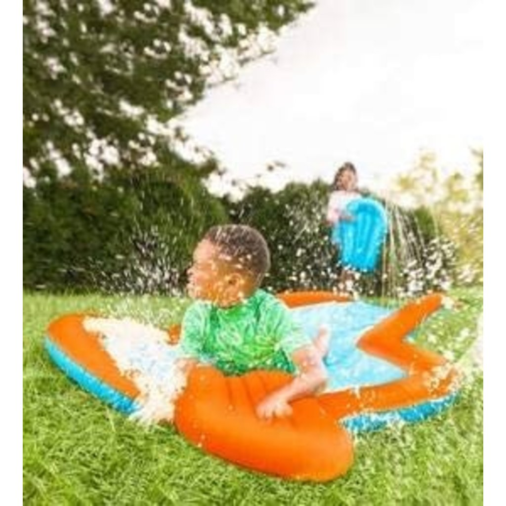 Hearth Song Inflatable Waterslide 12'