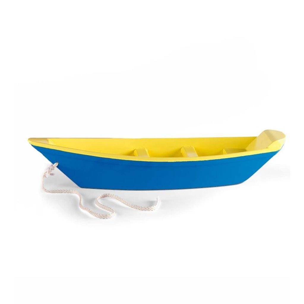 """Hearth Song My Toy Boats 14"""" Blue"""
