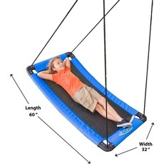 Hearth Song Skycurve Platform Swing