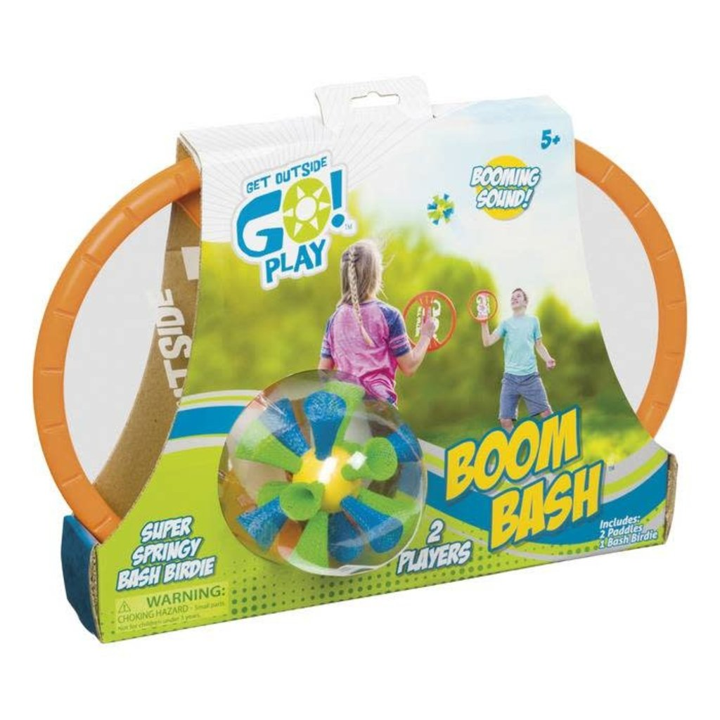 Go Play! Boom Bash Paddles