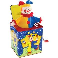Jack in the Box Jester