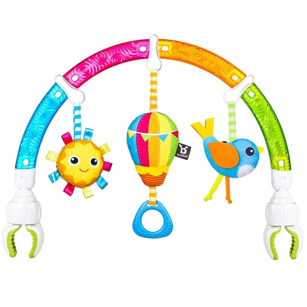 Cloud B Benbat Rainbow Play Arch