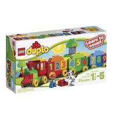 Lego Lego Duplo Number Train