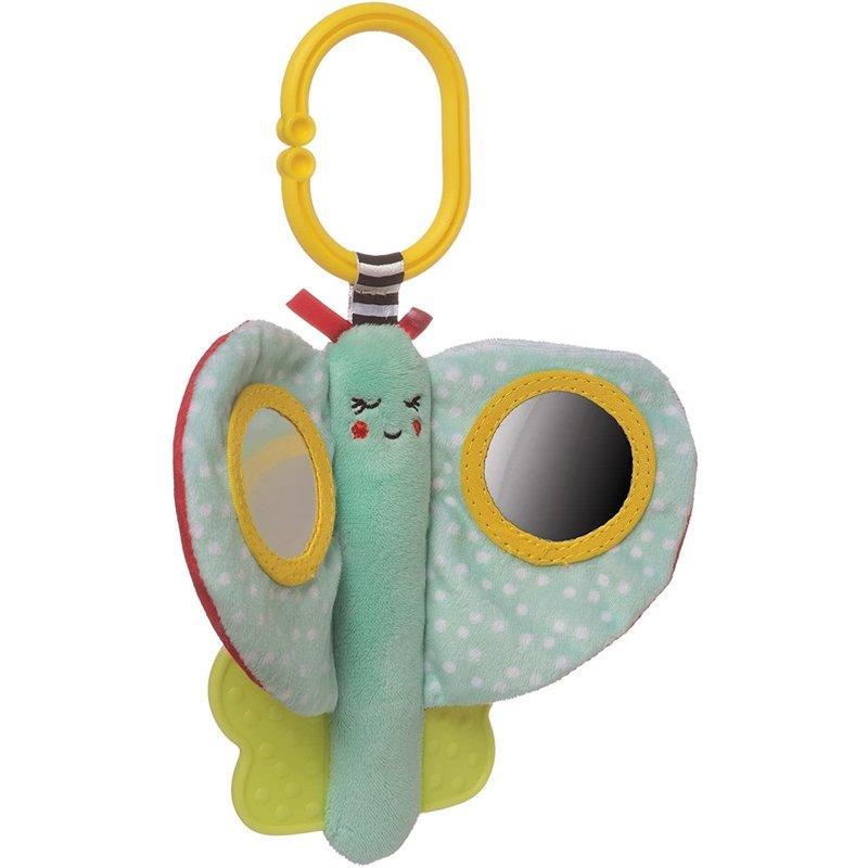 Manhattan Toy Manhattan Baby Travel Toy Meadow Butterfly