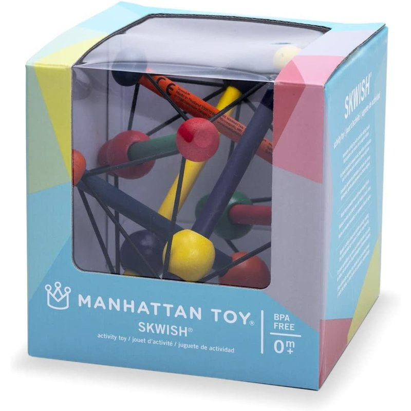 Manhattan Toy Manhattan Baby Skwish Boxed Classic