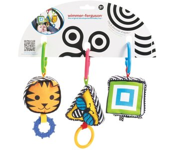 Wimmer-Ferguson Baby Clip & Discover Shapes