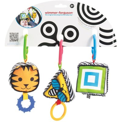 Manhattan Toy Wimmer-Ferguson Baby Clip & Discover Shapes