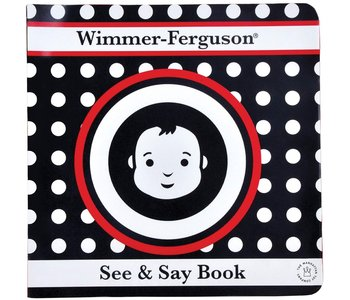 Wimmer-Ferguson Baby Soft Book See & Say