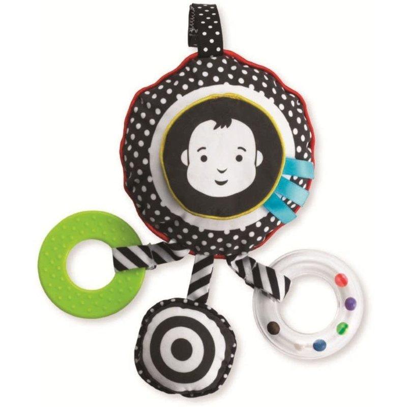 Manhattan Toy Wimmer-Ferguson Baby Sight & Sound Travel Toy