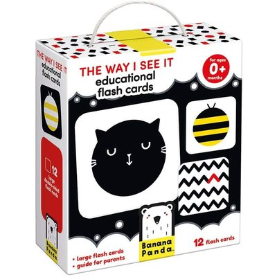 The Way I See It Educational Cards