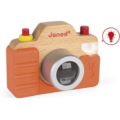 Janod Wood Sound Camera
