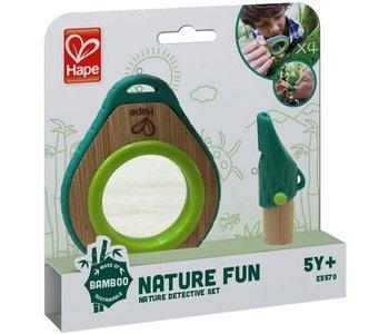 Hape Outdoor Nature Detective Set