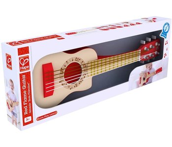 Hape Early Melodies Guitar Red