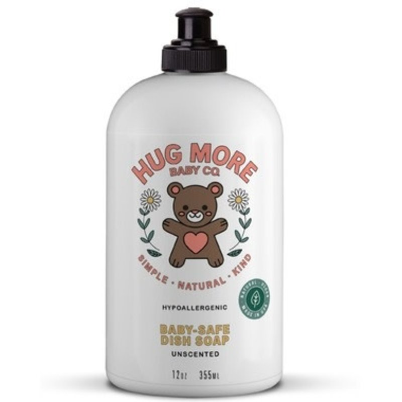 Hug More Baby Safe Dish Soap