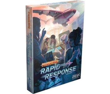 Z-Man Game Pandemic Rapid Response