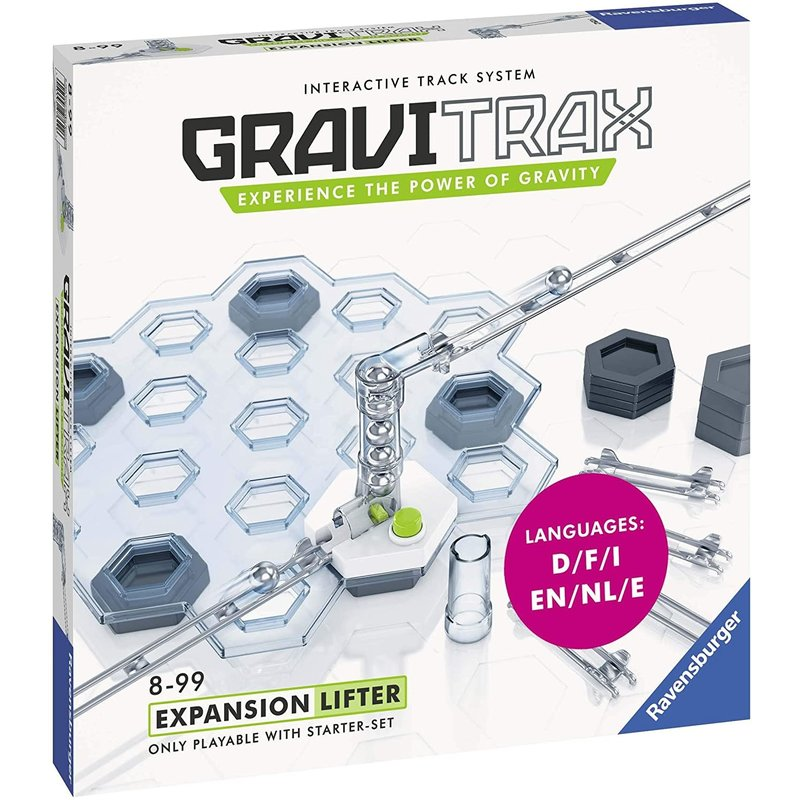 Gravitrax Interactive Track System Expansion Lifter