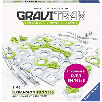 Gravitrax Interactive Track System Expansion Tunnels
