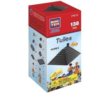 Bric Tek Roof Tiles Black