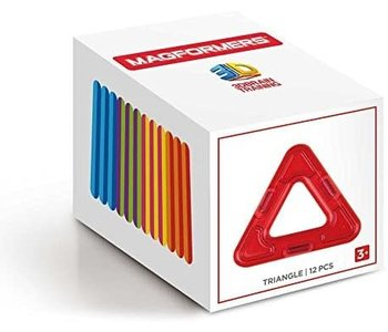 Magformers Magnetic Construction Triangles