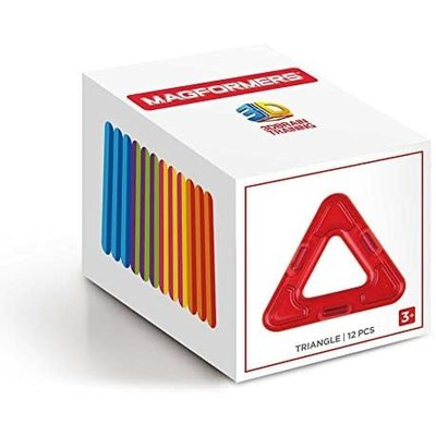Magformers Magformers Magnetic Construction Triangles