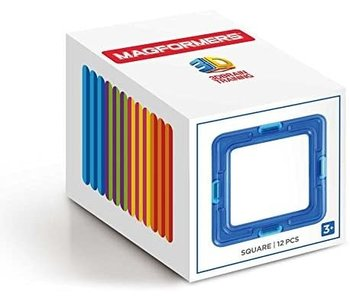 Magformers Magnetic Construction Square