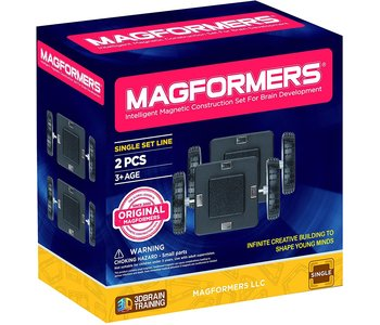 Magformers Magnetic Construction Extra Wheels