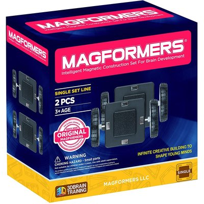 Magformers Magformers Magnetic Construction Extra Wheels
