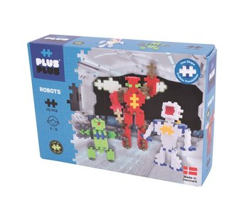 Plus-Plus Mini Basic 170pc Robots