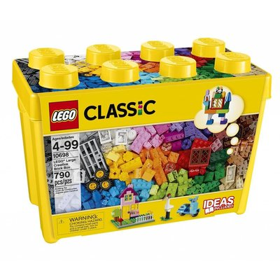 Lego Lego Classic Large Creative Brick Box