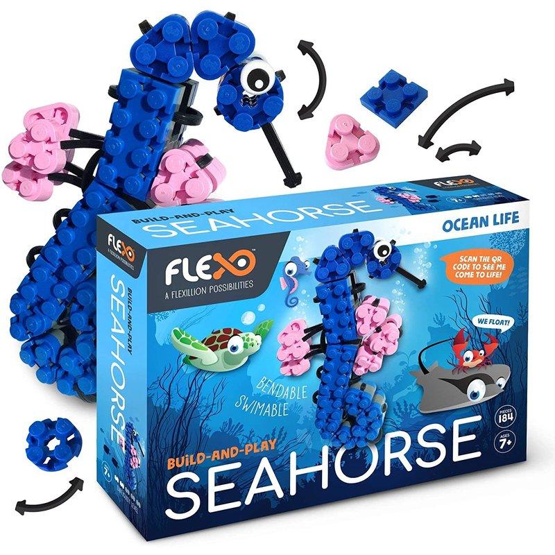 Flexo Ocean Life Seahorse