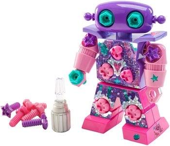 EI  Design & Drill Sparkle Bot Pink