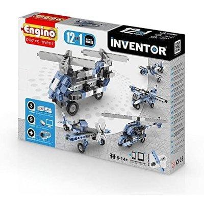 Engino Inventor 12 Models Aircrafts