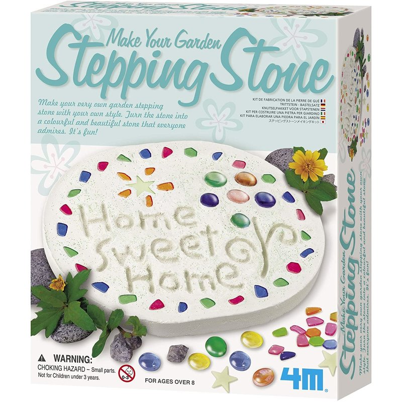 4M 4M Craft My Garden Stepping Stone