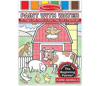 Melissa & Doug Paint with Water: Farm