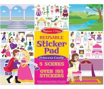 Melissa & Doug Reusable Sticker Pads: Princess