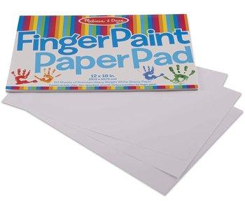 Melissa & Doug Art Pad Finger Paint Paper