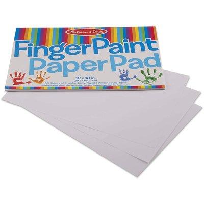 Melissa & Doug Melissa & Doug Art Pad Finger Paint Paper