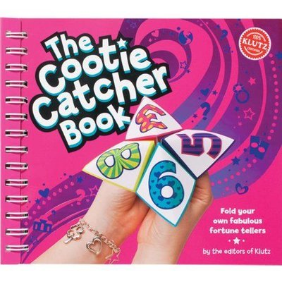 Klutz Klutz Book Cootie Catcher