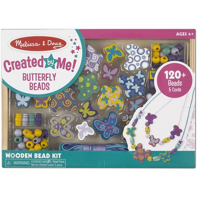 Melissa & Doug Melissa & Doug Craft Butterfly Beads