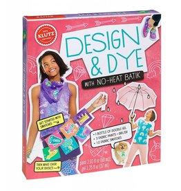 Klutz Klutz Book Design & Dye Batik