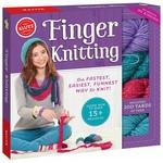 Klutz Klutz Book Finger Knitting