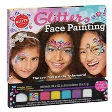Klutz Klutz Book Glitter Face Paint