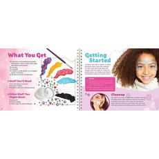 Klutz Klutz Book Glitter Face Paint