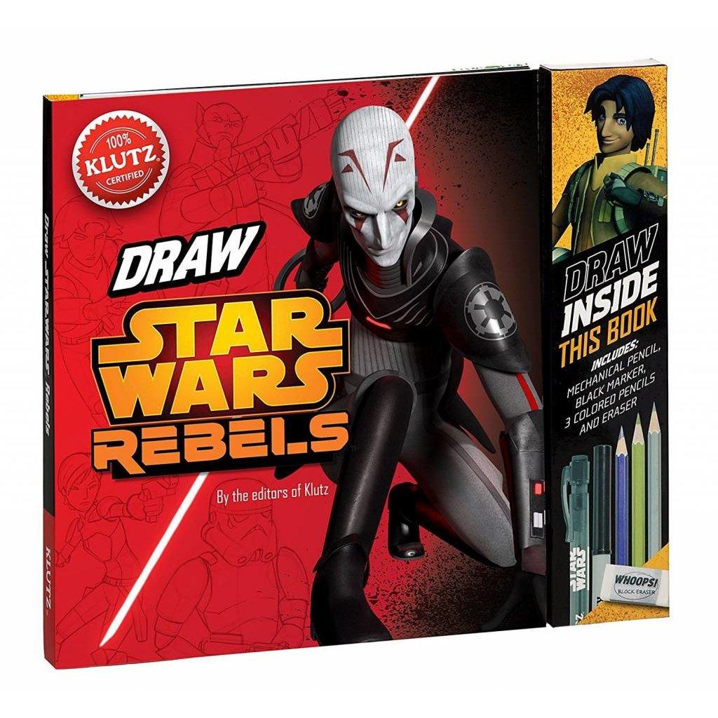 Klutz Klutz Book Draw Star Wars Rebels