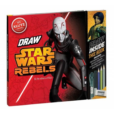 Klutz Klutz Book Draw Star Wars Rebels