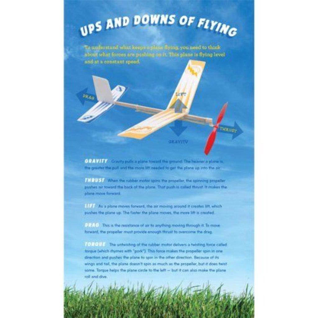 Klutz Klutz Book Flying Machines